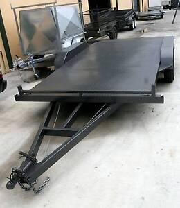 15x6'6 Vehicle carrier - Car trailer - Australian made - Quality Clontarf Redcliffe Area Preview