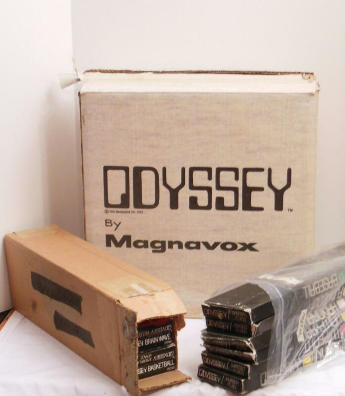 Magnavox Odyssey 1972: Video Games & Consoles | eBay