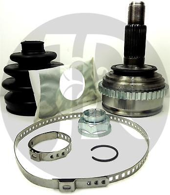ROVER 25 ABS RING DRIVESHAFT CV JOINT & BOOT KIT 1.1,1.4,1.6,1.8