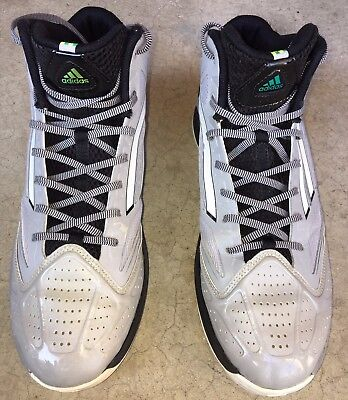 3024a69dd7fc5 Men - Adidas Basketball Shoes Size 10 - 3 - Trainers4Me