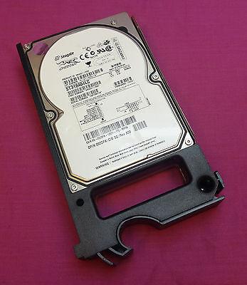 18.4 Gb Festplatte (18.4GB Dell 92DFK Seagate ST318404LC 3.5 10000 80-polig SCSI Festplatte mit)