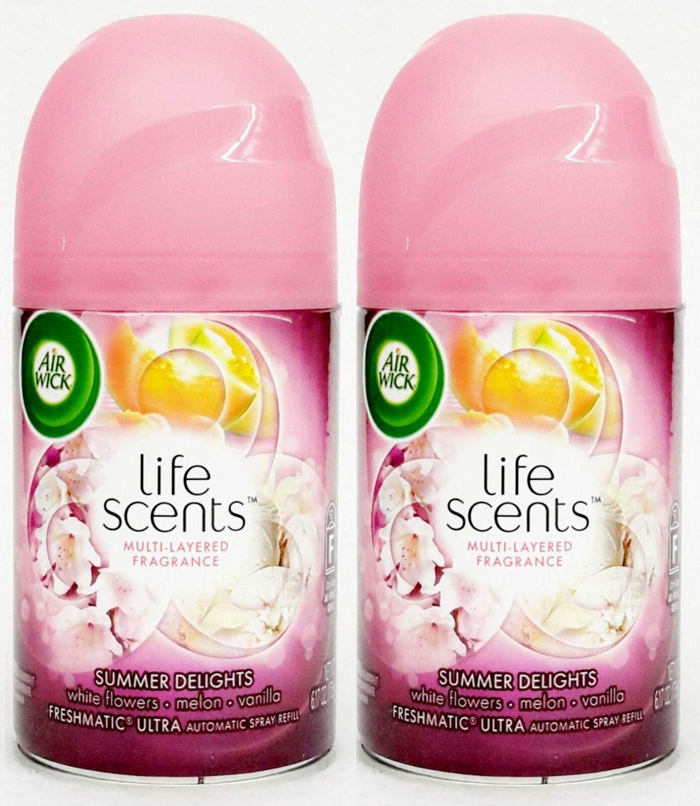 Air Wick Life Scents Automatic Air Freshener Spray, Multi-La