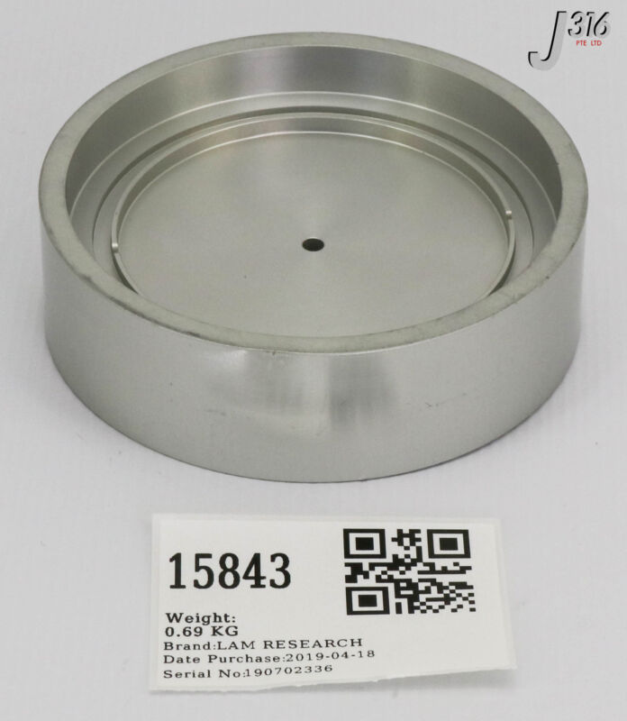 15843 Lam Research Cover,bell Jar 715-021719-003