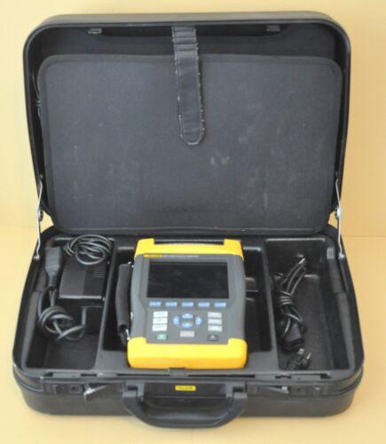 Fluke 434 Three Phase Power Quality Analyzer Meter Kit