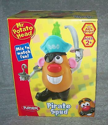 Mr. Potato Head 2007 Pirate Spud Set