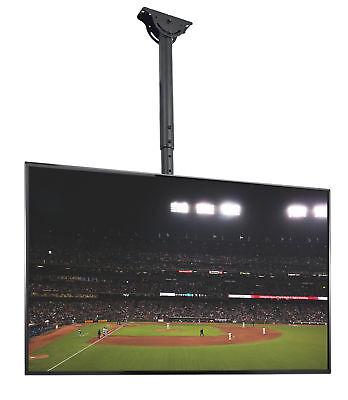 VIVO TV Ceiling Mount Height Adjustable and Tilt for LCD LED