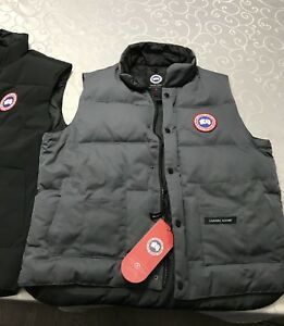 Canada Goose Vest - men XL Grey