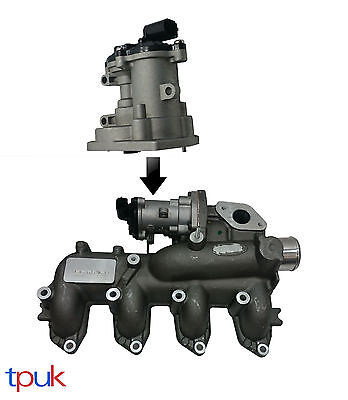 FORD MONDEO 18 TDCi EGR VALVE 2007 ON OE QUALITY FITS ALL MK4 BRAND NEW