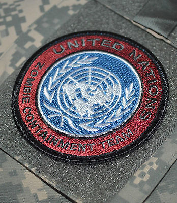 RESIDENT EVIL OUTBREAK CIVIL SURVIVAL KIT: UNITED NATION ZOMBIE CONTAINMENT TEAM