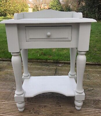 Painted Solid pine washstand