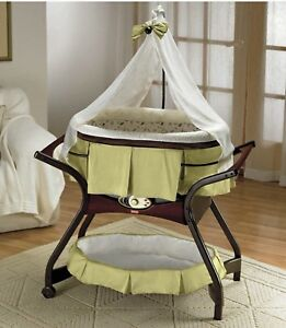Something Fisher price swinging bassinet topic Yes