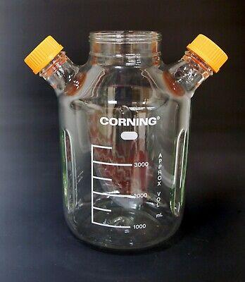 Corning Flask Spinner Baffled 4000 Ml