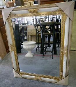 New Classic Vintage Style French Provincial Beveled Edge Mirrors Melbourne CBD Melbourne City Preview