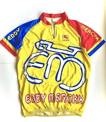 Molteni Eddy Merckx Retro Short Sleeve Jersey  Large