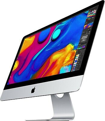 27-inch iMac 3.0GHz 6-core Intel Core i5 with Retina 5K display 64GB RAM