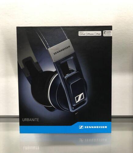 Sennheiser URBANITE On-Ear Headphones Black URBNITIBLK
