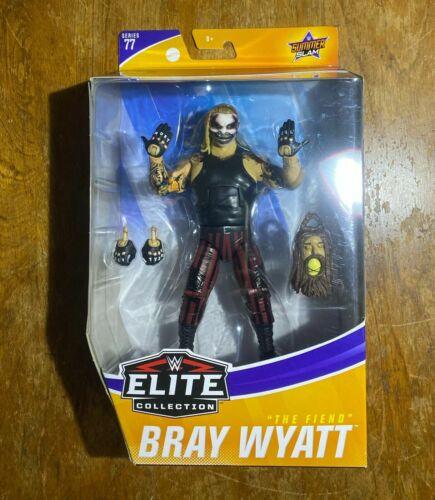 WWE Wrestling Mattel Elite Series 77 Bray Wyatt Figure The Fiend RARE IN HAND