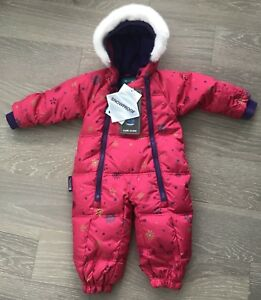 Toddler infant snowsuit
