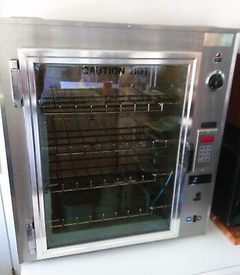 Deluxe Convection Oven Stainless Steel Michigan No Issues See Pics