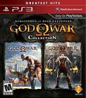 God of War Collection Video Games