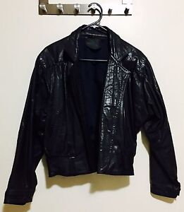 Womens leather jacket $15 size medium Liverpool Liverpool Area Preview