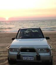 1996 Suzuki Vitara JLX 16V EFI 4X4 dual range Belmont Belmont Area Preview