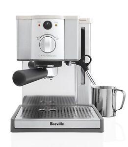 Breville ESP8XL Cafe Roma espresso/cappuccino machine