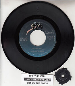 MICHAEL-JACKSON-Off-The-Wall-7-45-rpm-vinyl-record-juke-box-title-strip