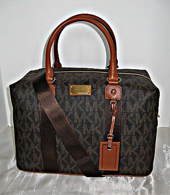 Michael Kors - Travel Large Weekender - Brown
