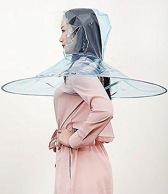 ANSAN 2016 New Design Portable Foldable Headwear UFO Hands Free Umbrella Hat ...