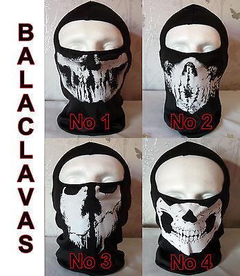 Skull Mask Balaclava,Skeleton,Ghost, Motorcycle, Breathable,Sport,Halloween](Halloween Skull Mask Pattern)