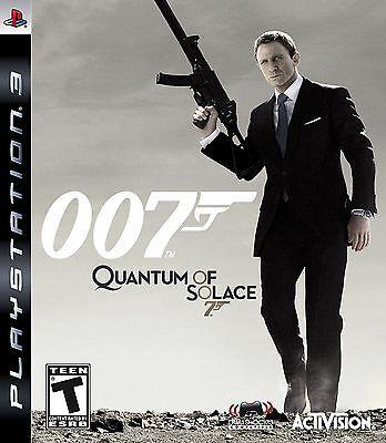 007 Quantum of Solace PS3 - LN comprar usado  Enviando para Brazil
