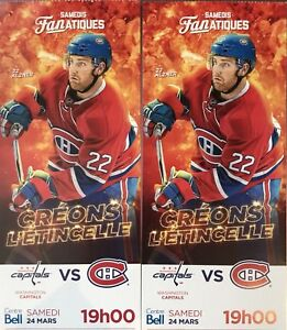 HABS vs. CAPS March 24 *REDS BELOW FACE VALUE*
