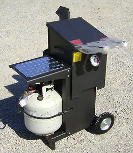 Cajun fryer outdoor cooking eating ebay for Propane fish fryer