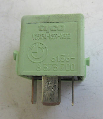 Genuine Used BMW & MINI Green Relay - 8373700, used for sale  Sheffield