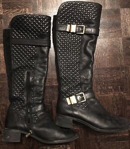 Vince Camuto Leather Boot / Heel / Shoe