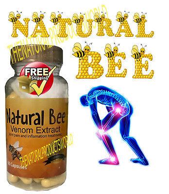 NATURAL BIOBEE anti-inflamatory Extracts Arthritis abeemed bio bee therapy NIB 1