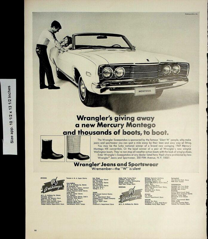 1968 Wrangler