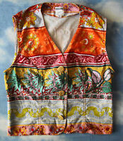 Vest Gilet Vintage Woman Moschino Jeans Made Italy Tg.46 Circa M Circa Rare - moschino - ebay.it