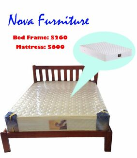 Hurry ! ! !BedFrame on SALE NOW ! ! !