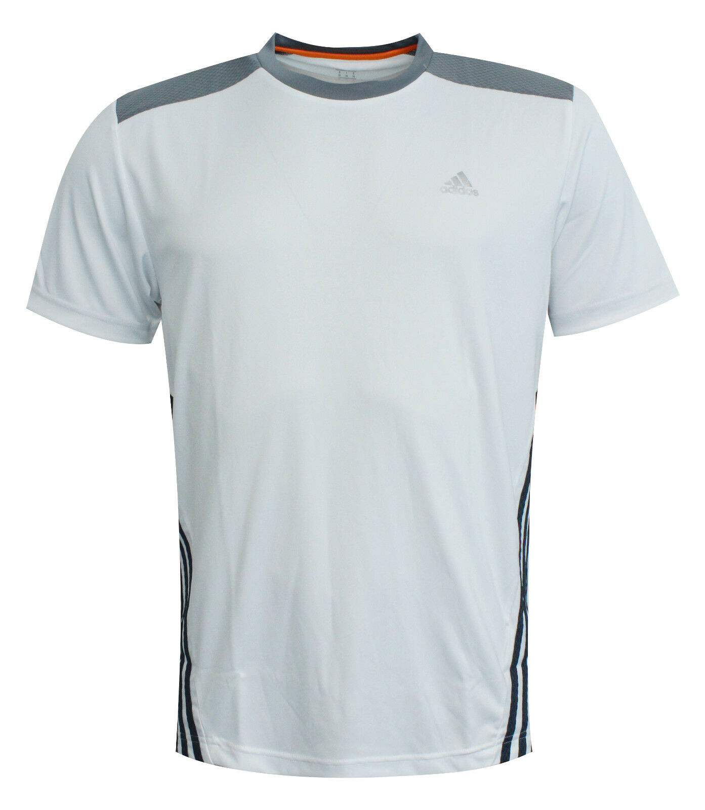 Adidas Performance Clima365 Mens T Shirt Fitness Training Top White M31155 A9D