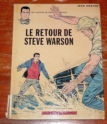 Michel Vaillant : Le retour de Steve Warson 1965