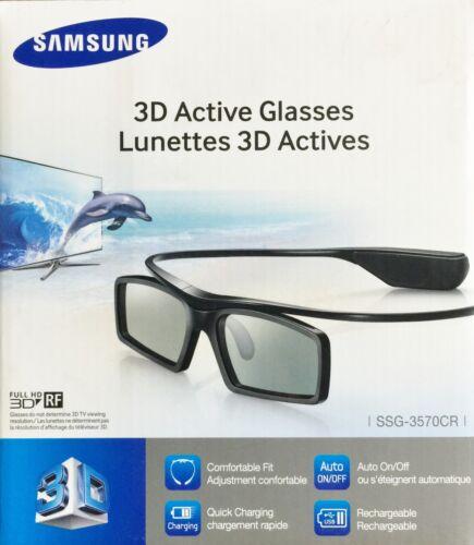 Samsung SSG-3570CR 3D Rechargeable Active Glasses