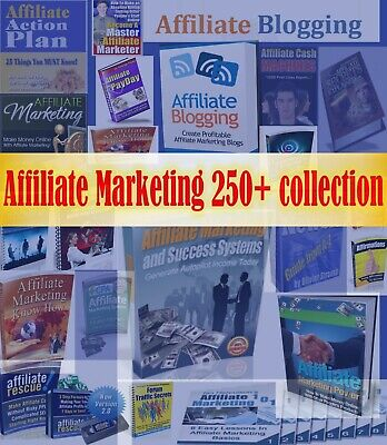 Make Money Online Affiliate Marketing Ebook Collection With Master Resell Rights