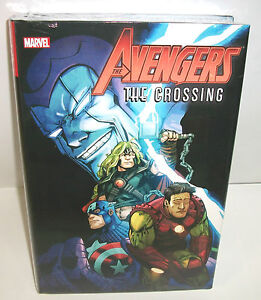Avengers The Crossing Marvel Comics Omnibus Brand New Factory Sealed Iron Man