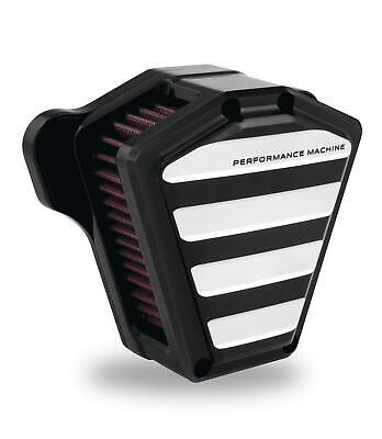 PERFORMANCE MACHINE AIR CLEANERS AND INTAKES, DRIVE 0206-2115-BM