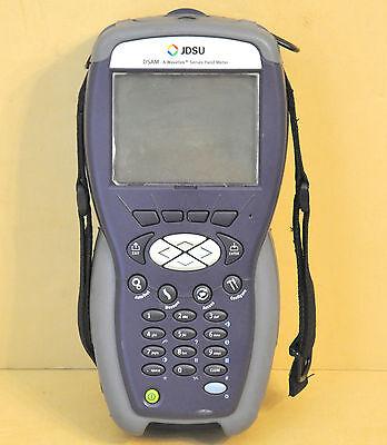 Jdsu Dsam Acterna 3500 Digital Cable Catv Field Meter 3500b W Extended Battery