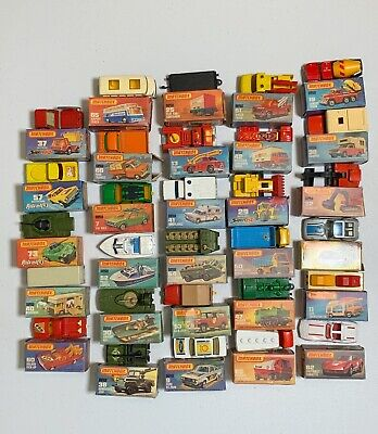 Matchbox Series 75 Childhood Collection **WITH BOXES**