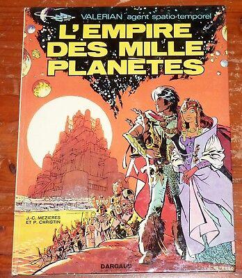 Valerian, agent spatio-temporel : L'empire des mille planètes 1972
