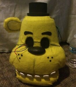 Hand made Five Nights at Freddy's mask
